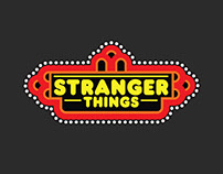 Stranger Things Pizza Place