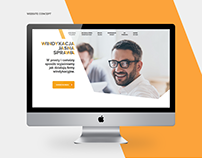 Landing Page for KPF