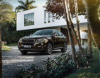 BMW | X6 - Campaign and Catalogue