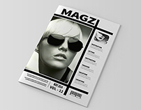 Inspiration Magazine Template