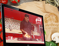 Kitchen TV Show, Broadcast Pack