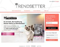 Trendsetter Website & Branding