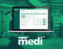 Medi Care - Patient Management Portal