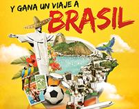 Old El Paso - Promo Brasil 2014