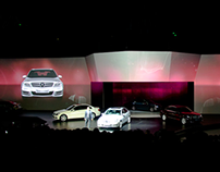 Mercedes-Benz Launch - Motiongraphics