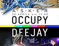 Occupy Deejay with Davide Asker