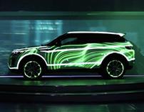 Range Rover Evoque - Projection