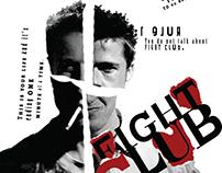 Fight Club eBook Cover Dada Style