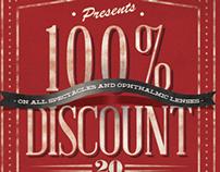 Magrabi-100% discount