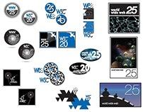 W3C Anniversary Logo Concepts