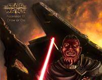 Sith Lord Illustration