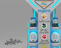 Airganix ( Stand )