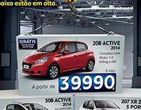 Anúncios Peugeot