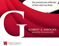 Gobert&Associés - Rebranded