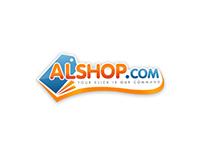 Website Concept Redesign for Alshop.com