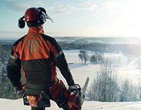 Husqvarna – Challenge the Impossible.