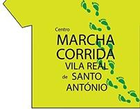 T.shirt Marcha e Corrida