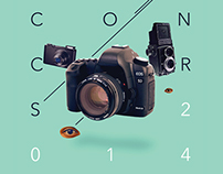Photo Contest Poster – Salón XXVII