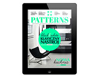PATTERNS – projekt magazynu