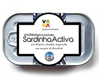 Packs Turísticos Sardinha Activa
