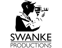 Swanke Video Productions Logo Design