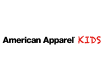 American Apparel : Kids