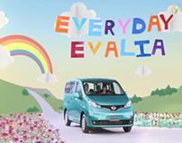 Nissan Evalia - Everyday Evalia