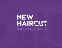 New Haircut :: Print & Digital Media