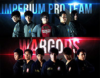 GPL 2014 Summer - PH Teams Introduction Banners