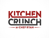 Kitchen Crunch - Logo