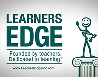 Learner's Edge Promotional Video