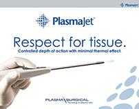 Visual Design for iPad App | Plasma Surgical