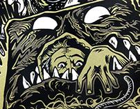 """""""Evil Dead II"""" by Jeremy Wheeler for FFO"""