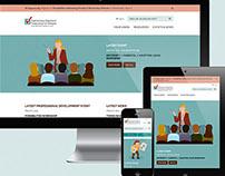 AMETFO - Website Redesign