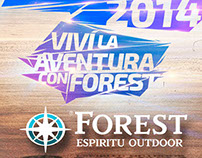 FOREST Lookbook 2014
