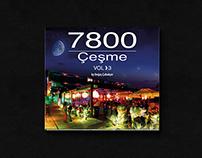 7800 Çeşme by Doğuş Çabakçor (Cover Artwork)