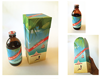 Red Stripe Beer Caribbean Edition Concept