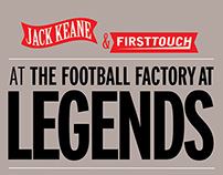 First Touch & Jack Keane 20th Anniversary