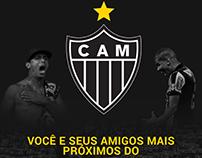 Re-design cadastro consulados - Clube Atlético Mineiro