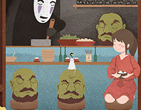 Spirited Away - Silver Screen Society