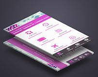Wizz Air | iOS App redesign concept