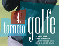 AESE alumni golf tournament 2013