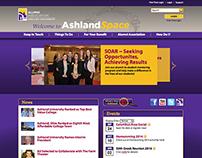 Ashland University Alumni Association website