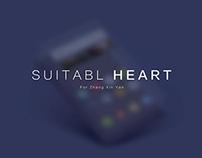 SUITABL HEART