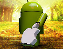 Android and Apple at peace