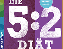 "Book Project ""Die 5:2 Diät"""
