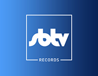 SBTV Records Brand Identity