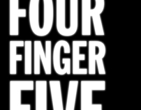 Four Finger Five Branding and Website