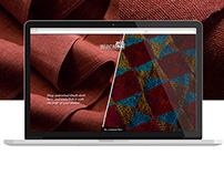 e-Commerce for Khadi, Website design