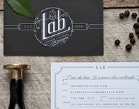 Lab Comptoir À Cocktails